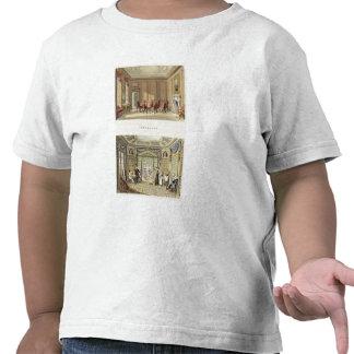 Interiores: La sala vieja del cedro y el Li Camiseta