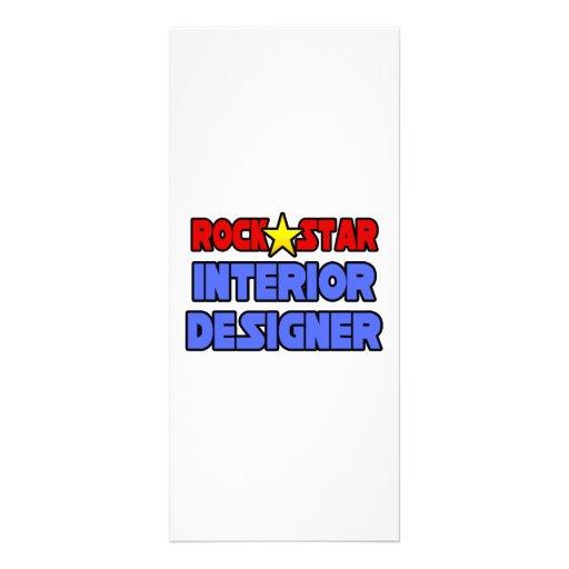 Interiorista de la estrella del rock lonas