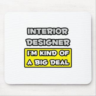 Interiorista Soy un poco una gran cosa Tapetes De Ratón