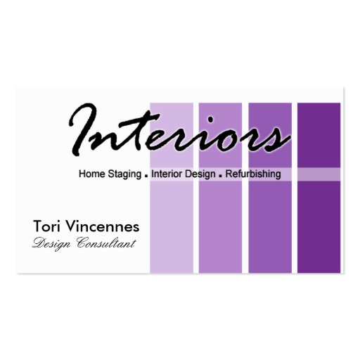 Home staging business card templates page5 bizcardstudio interiors home staging realty designer business business cards colourmoves