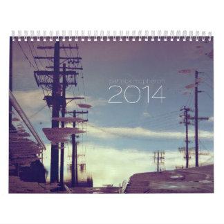 Interiorstate   Patrick McPheron   2014 Calendar