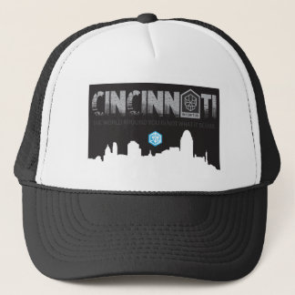 Interitus Cincinnati Truckers hat