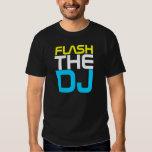 InterKnit Couture - Flash the DJ T-shirt