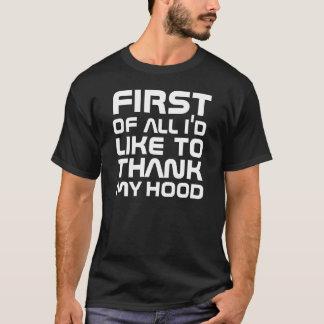 InterKnit Couture - Thank My Hood T-shirt