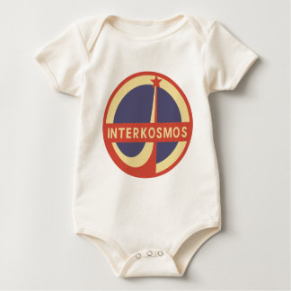 Interkosmos Baby Bodysuit