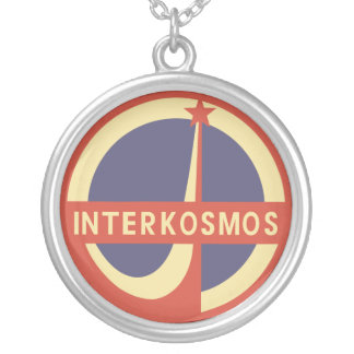 Interkosmos Personalized Necklace