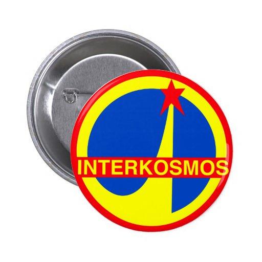 Interkosmos Pin