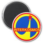 Interkosmos, programa espacial del comunista de Un Imán Redondo 5 Cm