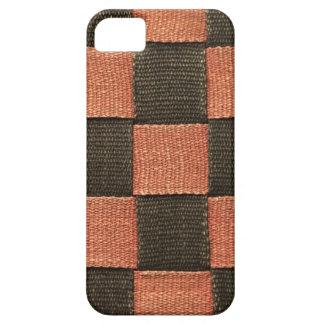 Interlaced Canvas Straps iPhone SE/5/5s Case