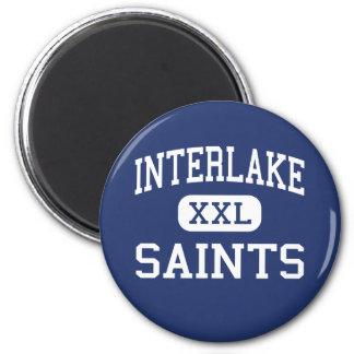 Interlake - Saints - High - Bellevue Washington Fridge Magnets