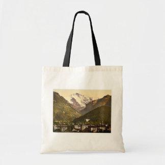 Interlaken, and the Jungfrau, Bernese Oberland, Sw Tote Bag