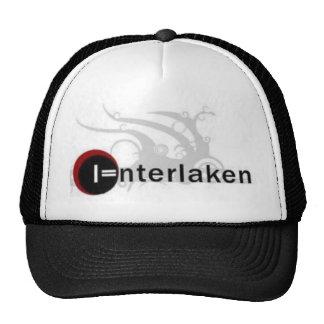 Interlaken logo Cap Trucker Hat