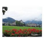 Interlaken, Suiza Postales