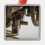 Interlinking Gears Ornament