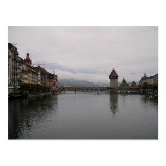 Interlocken, Suiza Postales