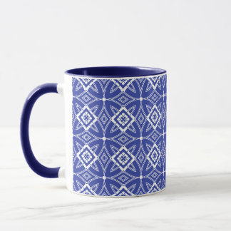 Interlocking circles 1 mug