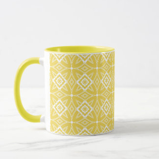 Interlocking circles 2 mug