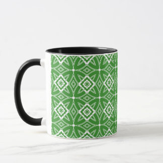 Interlocking circles 3 mug