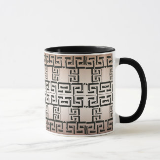Interlocking Maze Mug
