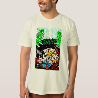 Interlopers Saki Color Cover Art T-Shirt