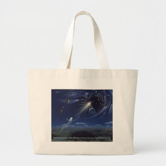 Interlude at Another Level, Interlude at Anothe... Large Tote Bag
