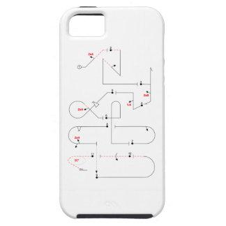 Intermediate Aerobatic Sequence 2016 iPhone SE/5/5s Case