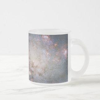 Intermediate Spiral Galaxy NGC 2403 Caldwell 7 Coffee Mug