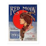Intermezzo de dos etapas 1908 de Redmoon Postal