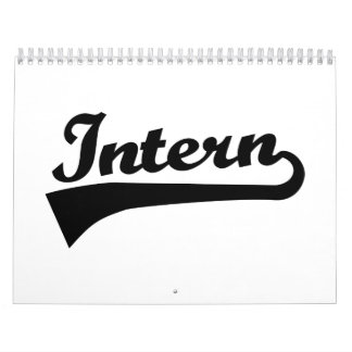 Intern Calendar