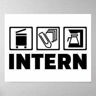 Intern Posters
