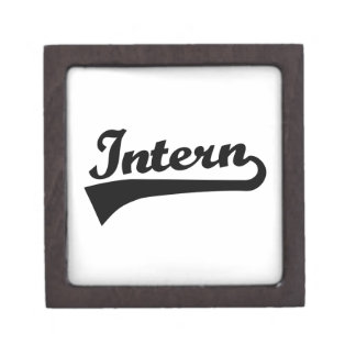 Intern Premium Jewelry Box