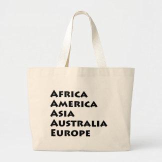 internacional bolsa tela grande