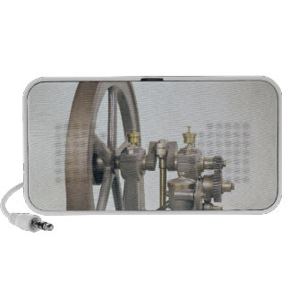 Internal combustion engine, 1876 iPhone speakers