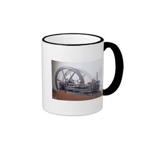 Internal combustion engine mugs