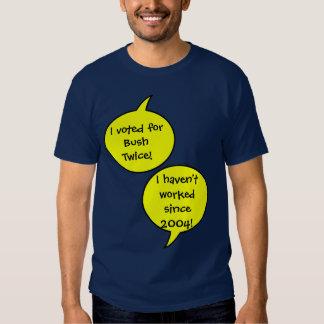 Internal Dialogue - Template T-shirt