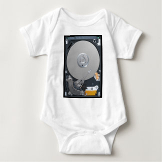 Internal Hard Drive Baby Bodysuit