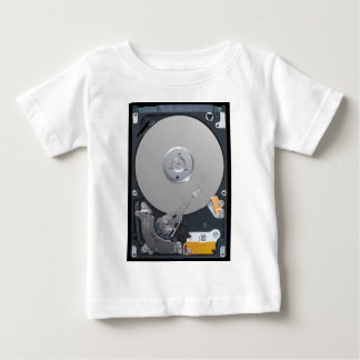 Internal Hard Drive Baby T-Shirt