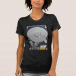 Internal Hard Drive T Shirts