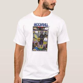 Internal Hero Presents Moonwill Comic Page #6 T-Shirt