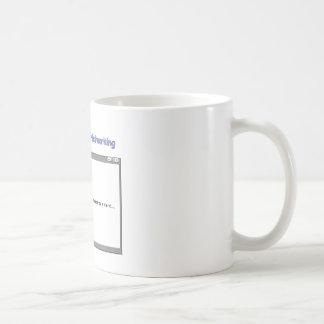 Internal Social Networking Coffee Mug