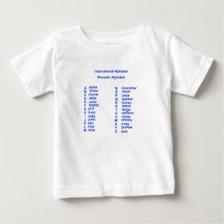 International Alphabet Baby T-Shirt