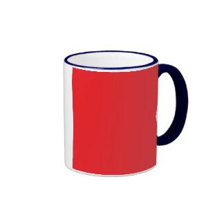 International Alphabet Flags B Ringer Coffee Mug