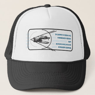 International Association of Extraplanar Predators Trucker Hat
