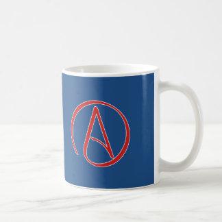 International Atheist Symbol Coffee Mug