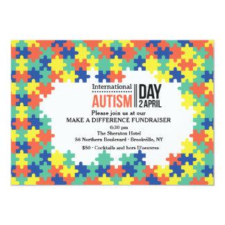 International Autism Day Invitation