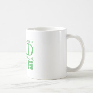 International BANK of DAD (Cash withdrawal here) Classic White Coffee Mug