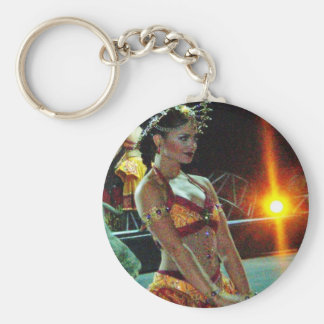 INTERNATIONAL BEAUTY key chain