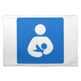 International Breastfeeding Symbol Placemat