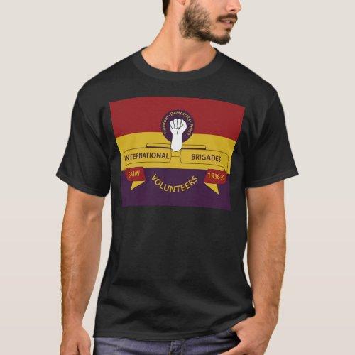 International Brigades T_Shirt