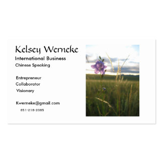 International Busines... Business Cards